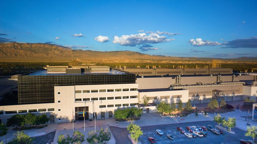 New Mexico'da Intel