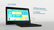 Animation: Ultrabook™ for Business